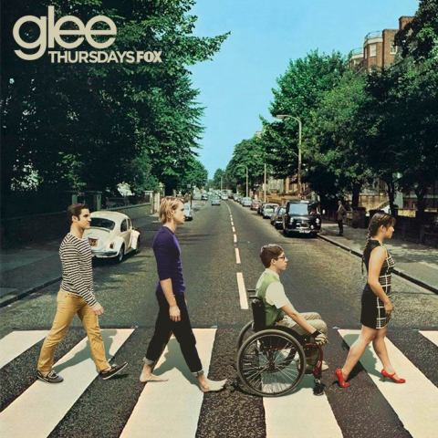 glee-beatles