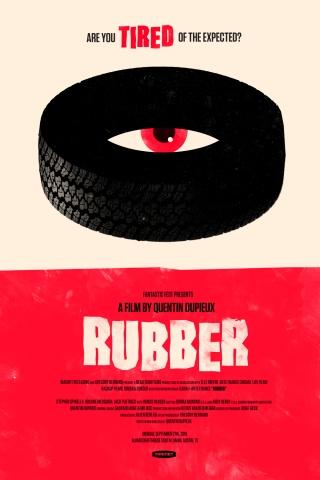 rubberposter