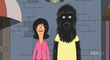 Bobs burgers_Uncontrollable hair growth