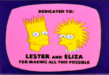 Lester and eliza