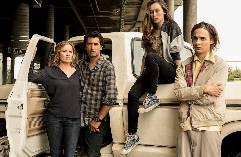 Lo peor: Fear the walking dead