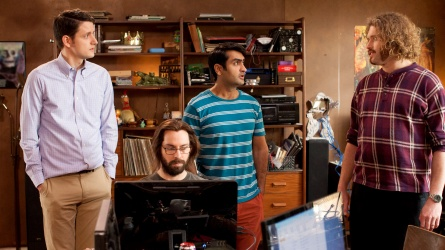 "Lo mejor: ""Two days of the condor"" (Silicon Valley)"