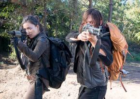 "The Walking Dead Recap (6.14): ""Twice asfar"""